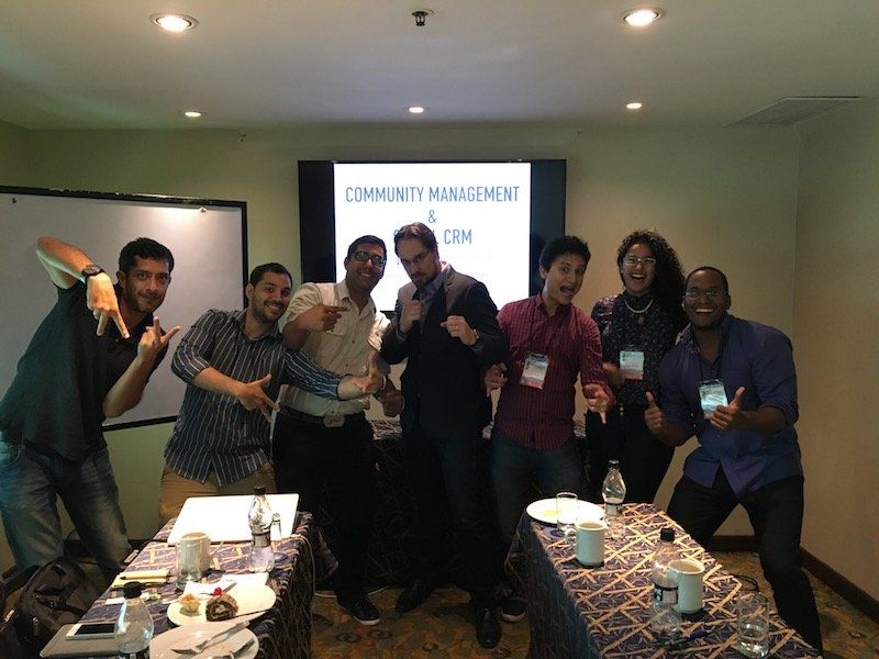 Curso Social CRM y Community Management en Guayaquil Ecuador